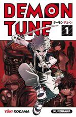 Demon tune T1, manga chez Kurokawa de Kodama