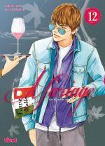 Les Gouttes de dieu - Mariage T12, manga chez Glénat de Agi, Okimoto