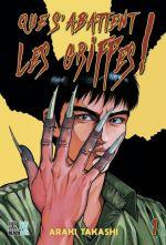 Que s'abattent les griffes T1, manga chez Black Box de Araki