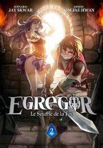 Egregor T2 : Le Réveil du Passé (0), manga chez Meian de Skwar, Kim