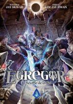 Egregor T3 : L'Eclipse de Sang (0), manga chez Meian de Skwar, Kim