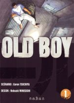 Old boy T1, manga chez NaBan Editions de Garon, Nobuaki