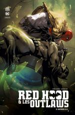 Red Hood et les Outlaws T2 : Bizarrd 2.0 (0), comics chez Urban Comics de Lobdell, Soy, Benett, Takara, Winn, Hairsine, Hester, Borges, Parks, Henry, Sandoval, Gandini, Beredo, Atiyeh, Madpencil Studio, Serrano, Maiolo, Schwager, Blond, Putri