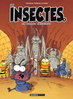 Les Insectes T5, bd chez Bamboo de Vodarzac, Cazenove, Cosby, Amouriq, Mirabelle