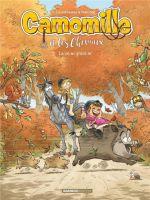 Camomille et les chevaux T8 : La vie au grand air (0), bd chez Bamboo de Lili Mésange, Turconi, Lenoble