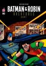 Batman & Robin aventures  T1 : Volume 1  (0), comics chez Urban Comics de Templeton, Dini, Harkins, Burchett, Kruse, Medley, Loughridge