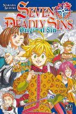 Seven Deadly Sins : Original sin (0), manga chez Pika de Nakaba