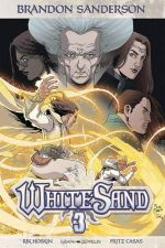 WhiteSand T3, comics chez Graph Zeppelin de Hoskin, Casas, Aiala