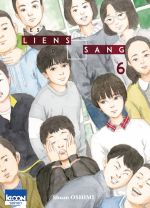 Les liens du sang T6, manga chez Ki-oon de Oshimi