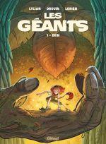 Les Géants T1 : Erin (0), bd chez Glénat de Lylian, Drouin, Aureyre
