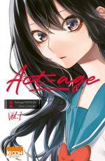 Act-age T1, manga chez Ki-oon de Matsuki, Usazaki
