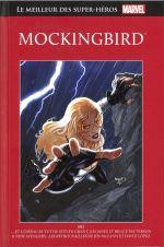 Marvel Comics : le meilleur des super-héros T23 : Mockingbird (0), comics chez Hachette de McCann, Grant, Lopez, Patterson, Janes, Lopez, Sean, Rudoni, Renaud