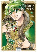 Reine d'Egypte T6, manga chez Ki-oon de Inudoh