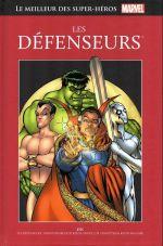 Marvel Comics : le meilleur des super-héros T24 : Les Défenseurs (0), comics chez Hachette de Giffen, Dematteis, Maguire, Sotomayor