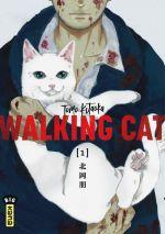 Walking cat T1, manga chez Kana de Kitaoka