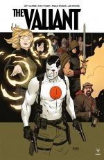The Valiant, comics chez Bliss Comics de Lemire, Kindt, Rivera