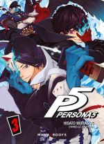 Persona 5 T3, manga chez Mana Books de Atlus, Murasaki