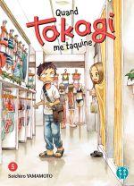 Quand Takagi me taquine T5, manga chez Nobi Nobi! de Yamamoto