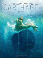Carthago T11 : Kane (0), bd chez Les Humanoïdes Associés de Bec, Bufi, Meloni