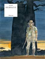 Afrika, bd chez Le Lombard de Hermann