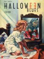 Halloween blues T5 : Lettres perdues (0), bd chez Le Lombard de Mythic, Kas