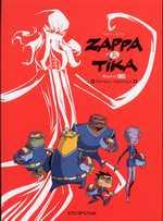 Zappa et Tika T2 : Panique organique (0), bd chez Dupuis de Robin, Aureyre