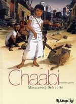 Chaabi T1, bd chez Futuropolis de Marazano, Delaporte