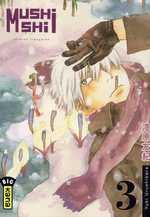 Mushishi T3, manga chez Kana de Urushibara