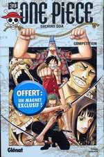 One Piece T39 : Compétition (0), manga chez Glénat de Oda
