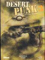 Desert Punk - L'esprit du désert T3, manga chez Glénat de Usune