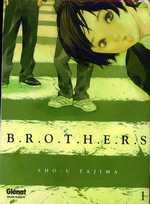 Brothers T1, manga chez Glénat de Tajima