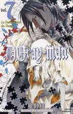 D.Gray-man T7 : Le destructeur du temps (0), manga chez Glénat de Hoshino