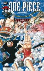 One Piece T40 : Gear (0), manga chez Glénat de Oda
