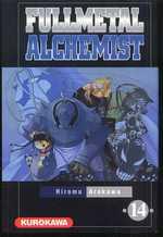 Fullmetal Alchemist T14, manga chez Kurokawa de Arakawa