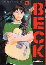 Beck T19, manga chez Delcourt de Sakuishi
