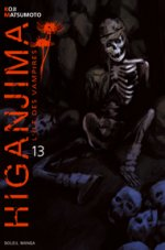 Higanjima T13, manga chez Soleil de Matsumoto