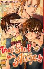Tout sauf un ange T2, manga chez Taïfu comics de Shigematsu