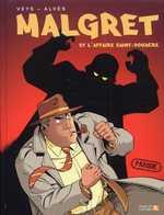 Malgret T1 : ...et l'affaire Saint-Pouacre (0), bd chez Robert Laffont de Veys, Alvès, Ducasse