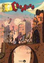 Chaosland T1 : Mission A : SlvörgsHorn (0), bd chez Ankama de Mojojojo, Ancestral z