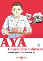 Aya conseillère culinaire T3, manga chez Bamboo de Ishikawa