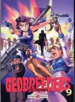 Geobreeders T9, manga chez Bamboo de Itô