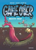 Game Over T19 : Beauty trap (0), bd chez Dupuis de Patelin, Midam, Adam, BenBK