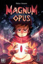 Magnum opus T1, manga chez H2T de Amatsu