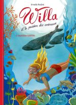 Willa et la passion des animaux T2 : Expédition baleines (0), bd chez Jungle de Modéré