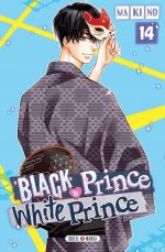 Black prince & white prince T14, manga chez Soleil de Makino