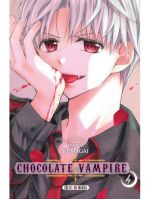 Chocolate vampire T4, manga chez Soleil de Kumagai