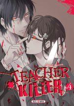 Teacher killer T4, manga chez Soleil de Hanten
