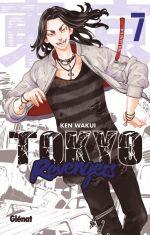 Tokyo revengers  T7, manga chez Glénat de Wakui