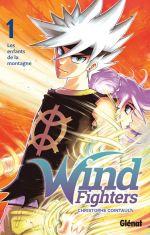 Wind fighters T1, manga chez Glénat de Cointault