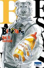Beastars T11, manga chez Ki-oon de Itagaki